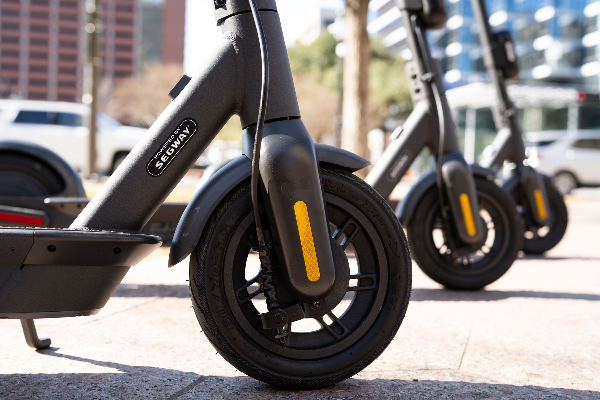 max series shared scooters