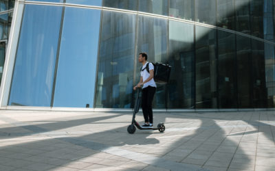 How Micro-Mobility May Help You Stay Safe, Healthy and Active During COVID-19